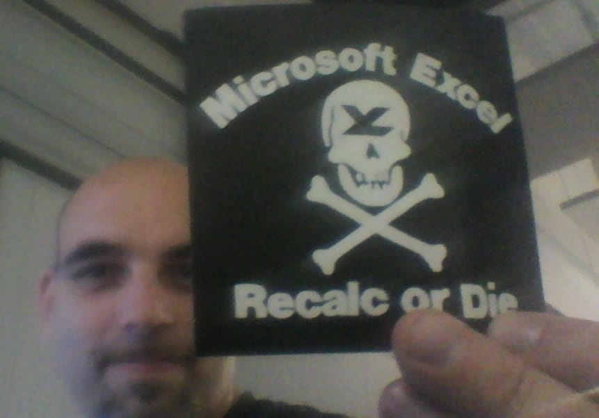 Excel Sticker