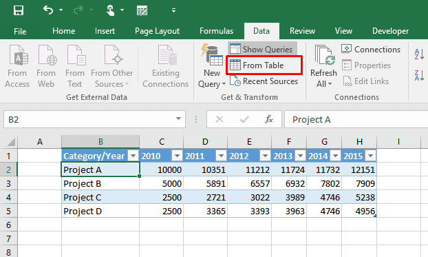 how to open custom pivot table format new workbook