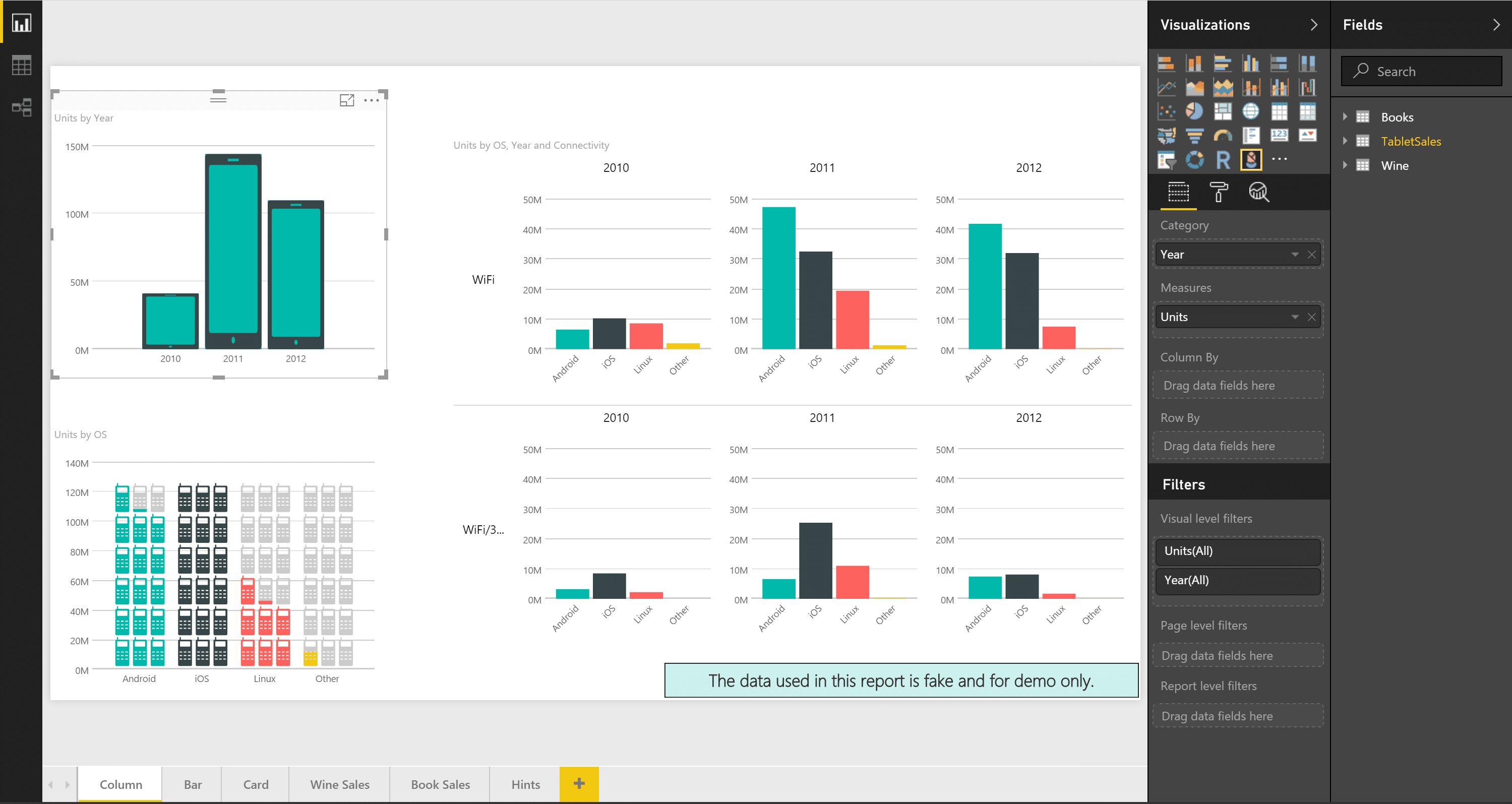 power bi infographic designer - datachant