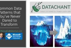 mon Data Patterns You've Never Dared To Transform