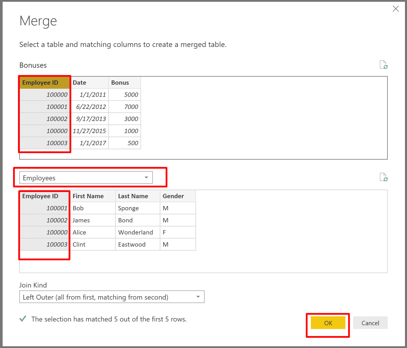 Pitfall 9 in Power BI and Power Query in Excel - Expand Table Columns