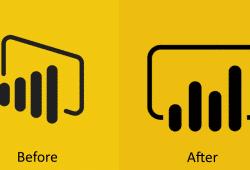 New Power BI Logo - May 2017
