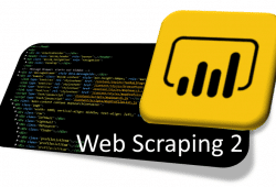 Web Scraping in Power Bi and Excel Part 2