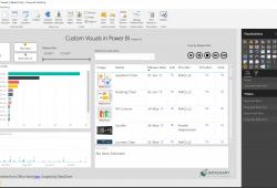 Get latest Custom Visuals in Power BI
