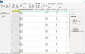 merge tables in power query