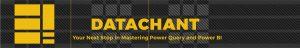 DataChant Banner