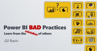 Bad Practices in Power BI